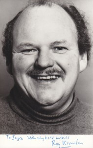 roy kinnear height